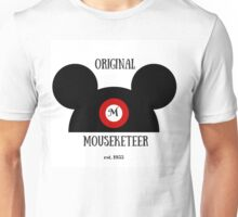Original Mouseketeer Unisex T-Shirt