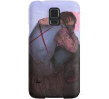 Heavy on Your Shoulders Samsung Galaxy Case/Skin