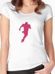 Heisman No. 27 Women's Fitted Scoop T-Shirt