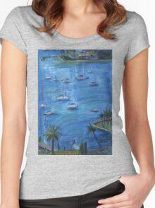 Elizabeth Bay Women's Fitted Scoop T-Shirt