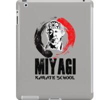 Miyagi karate school.  iPad Case/Skin