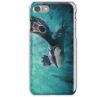 Lagoon Encounter: Kygore iPhone Case/Skin