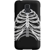 The Bones of a Winchester Samsung Galaxy Case/Skin