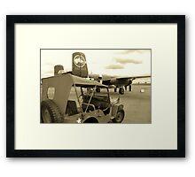 """""""Air Apaches"""" Framed Print"""