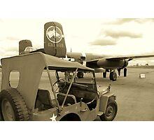 """""""Air Apaches"""" Photographic Print"""