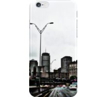 Mass Pike Boston Ma iPhone Case/Skin