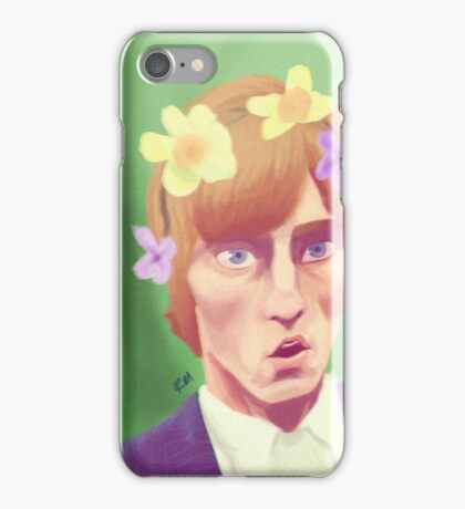Roger Daltrey painting iPhone Case/Skin