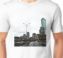 Mass Pike Boston Ma Unisex T-Shirt