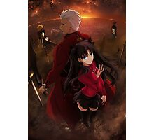 Fate/stay night Unlimited Blade Work Photographic Print