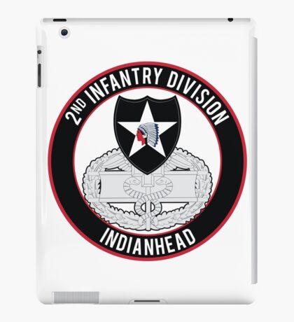 2nd Infantry CFMB iPad Case/Skin