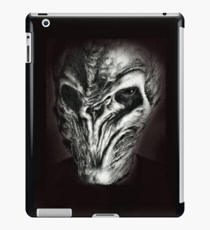 I Thought I Heard a Silent Sound... iPad Case/Skin