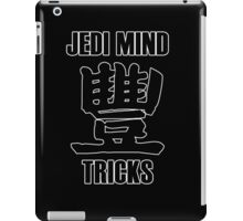 Jedi Mind Tricks iPad Case/Skin