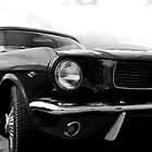 Ford Mustang '69 at Camaret's harbour by MitchHippie