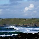 north cornwall coast by Russell Couch