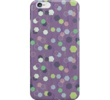 bees sweet home moonlight iPhone Case/Skin