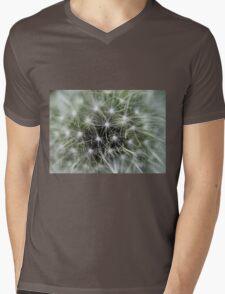 Dandelion - Macro - Mens V-Neck T-Shirt