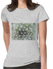 Dandelion - Macro - Womens Fitted T-Shirt
