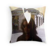 what I am, what I wear... Throw Pillow