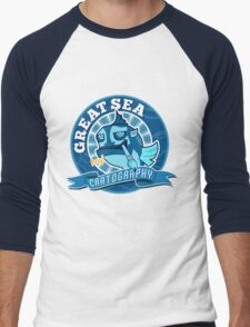 Great Sea Cartography Men's Baseball ¾ T-Shirt