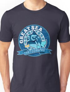 Great Sea Cartography Unisex T-Shirt