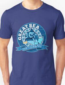 Great Sea Cartography T-Shirt