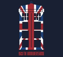 Doctor Who 50th Anniversary  Kids Clothes