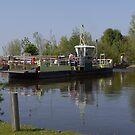 The ferry (1) by Marjolein Katsma