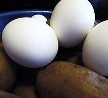 When I Grow Up I'm Gonna Be Potatoe Salad by trueblvr
