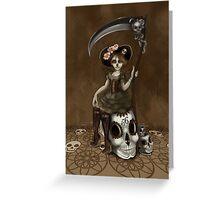 Girl 56 | Tarot Inspired Girl Greeting Card