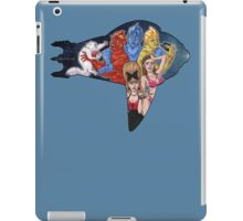 Earth Girls Are Easy iPad Case/Skin