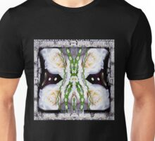 Fly with roses and wings into freedom Unisex T-Shirt