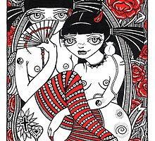 Duality (Gemini) by Anita Inverarity