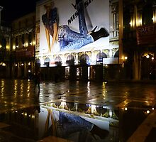 Reflections in San Marco by artfulvistas