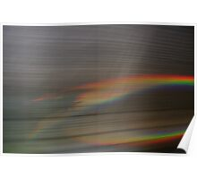 Rainbow Reflection Poster