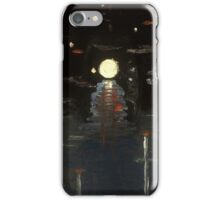 Moon in a Jar iPhone Case/Skin