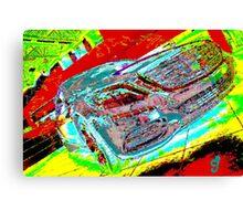 Maybach Canvas Print