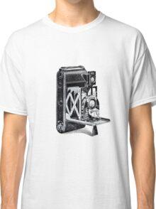Vintage Camera Line Art Classic T-Shirt