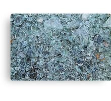 The Impossible Jigsaw Canvas Print