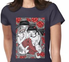 Duality (Gemini) Tee Womens Fitted T-Shirt