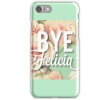 Bye Felicia Roses Design iPhone Case/Skin