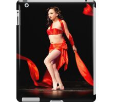 Mynx d'Meanor - Red Ribbon - Photo by Elle Aime Photography iPad Case/Skin