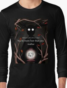 Welcome To The Unknown Long Sleeve T-Shirt
