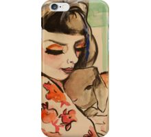Jenna and Mei iPhone Case/Skin