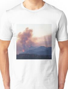 Station Fire Unisex T-Shirt