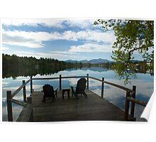 Mirror Lake Poster