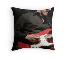james howard - LIVE! Throw Pillow