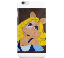 Miss Piggy Stardust iPhone Case/Skin