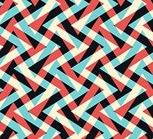 Crazy Retro ZigZag by shizayats