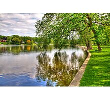 Rock River Photographic Print