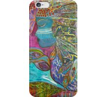 Spiritual Warrior iPhone Case/Skin